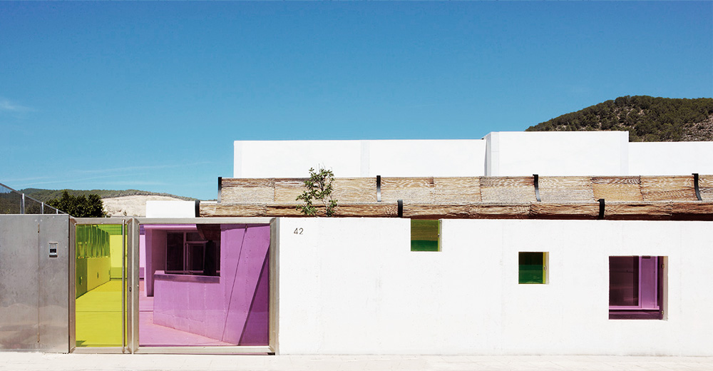 Escola Bressol Ca'n Nebot. St. Josep de Sa Talaia. Eïvissa