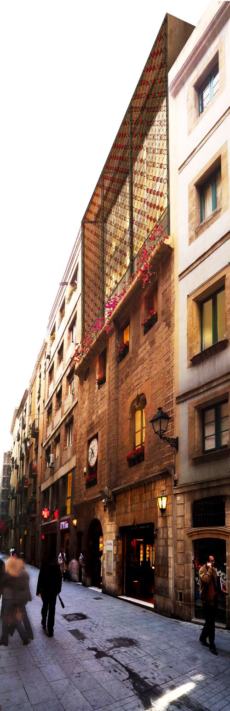 Raima shop Barcelona_Rahola Vidal_vista